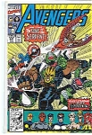 Avengers - Marvel comics - #341  Nov. 1991