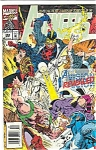 Avengers - Marvel comics - # 362  May 1993