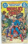 Click here to enlarge image and see more about item J1700: World's Finest - DC comics -  # 279   May