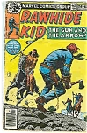 Click here to enlarge image and see more about item J1701: Rawhide Kid  Marvel comics #150  March  1979 HTF Issue