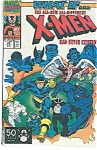 Click here to enlarge image and see more about item J17077: X-Men -   Marvelcomics - # 23 March 1991