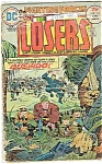 TheLosers - DC comics - # 154 April 1975