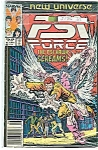 PSI Force - Marvel comics - # 8  June 1987