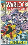 Warlock - Marvel comics = June # 5 1992