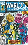 Click here to enlarge image and see more about item J1743: Warlock= Marvelcomics -  # 9 Oct. 1992