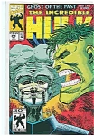 Hulk - Marvel comics - #398  Oct. 1992