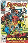 Deathlok - Marvel comics - Nov  1991 # 5