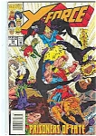 X-Force - Marvel comics - # 24 July 1993