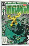 Click here to enlarge image and see more about item J1809: Green Lantern - DC comics -# 5April 1990
