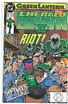 Click here to enlarge image and see more about item J1811: GreenLantern - DC comics - # 5 August 1991