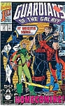 Click here to enlarge image and see more about item J1877: Guardians of the Galaxy - Marvel comic - # 17 Oct. 1991