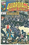 Guardians of the Galaxy - Marvel comics -#18 Nov. 1991