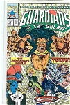 Click here to enlarge image and see more about item J1879: Guardians of the Galaxy - Marvel comics - # 19 dec.91