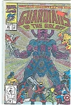 Guardians of the Galaxy - Marvel comics - #25 June 92