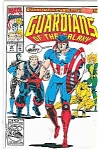 Guardians of the Galaxy - Marvel comics - # 30 Nov. 92