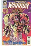 Warrior - DC  Comics - # 25  Nov. 1994