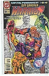 Warrior -DC comics -  # 28   Feb. 1996