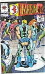 Click here to enlarge image and see more about item J1916: Harbinger - Valiant comics - May 1994  # 29