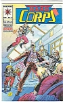 THE H.A.R.D. CORPS - Valiant comics - # 12  Nov. 1993