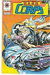 The H.A.R.D. CORPS  - Valiant comics - # 14  Jan. 1994