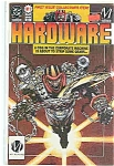 Hardware - DC comics - No.l  April 1993