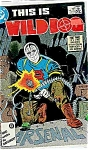 Wild Dog  - DC comics - # 3  Nov. 1987