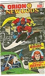 Orion of the New gods.  -DC comics - # 3   1971