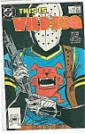 Click here to enlarge image and see more about item J1947: Wild Dog - DC comics - # l  Sept. 87