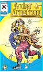 Archer & Armstrong - Valiant comics - July # 0  1992