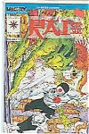 RAI  - Valiant comics - # 7  Sept. 1992