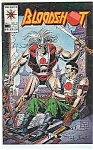 Click here to enlarge image and see more about item J1977: Bloodshot - Valiant comics - #ll Dec. 1993