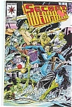 Secret Weapons - Valiant comic s =# 2 Oct. 1993