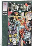 Click here to enlarge image and see more about item J2016: Deathmate - Valiant comics - 1993 PROLOGUE ISSUE