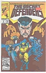 Click here to enlarge image and see more about item J2031: The Secret Defenders - marvel comics -#l March.93