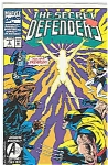 Click here to enlarge image and see more about item J2032: The Secret Defenders - Marvel comics - #2 April 93