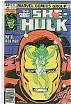 She-Hulk - Marvelcomics - July 1980  # 6