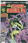 Click here to enlarge image and see more about item J2045: She-Hulk - Marvel comics - # 7 August. 1980