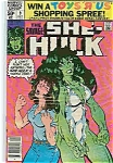 Click here to enlarge image and see more about item J2047: She-Hulk - Marvel comics - # 9 Oct.1980