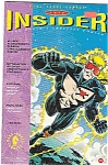 Click here to enlarge image and see more about item J2055: Insider - Dark Horse comics - # 19  July 1993