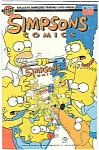 Click here to enlarge image and see more about item J2077: Simpsons - Bongo comics - # 4     1994