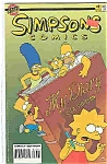 Click here to enlarge image and see more about item J2078: Simpsons - Bongo comics - # 9     1995