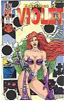 Click here to enlarge image and see more about item J2079: Violet - Black Out comics - # l   1995