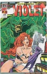 Click here to enlarge image and see more about item J2080: Violet - Black Out comics - # 2   1995