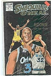 Click here to enlarge image and see more about item J2082: Shaquille O'Neal - Stellar  comics - # l  Dec. 1993