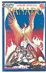 Click here to enlarge image and see more about item J2089: Xanadu - Eclipse comics   Dec. 1988  No. 1