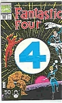 Fantastic Four - Marvel comics - # 358 Nov. 1991