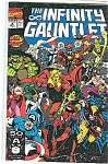 Click here to enlarge image and see more about item J2101: The Infinity Gauntlet - Marvel comics -# 3  Sept. 1991