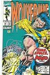 Click here to enlarge image and see more about item J2104: Wolverine -Marvel comics - # 53 Apr.; 1992