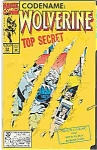 Click here to enlarge image and see more about item J2107: Wolverine - marvel comics - # 50  Jan. 1992