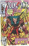 Click here to enlarge image and see more about item J2108: Wolverine - Marvelcomics - # 49 Dec. 1991